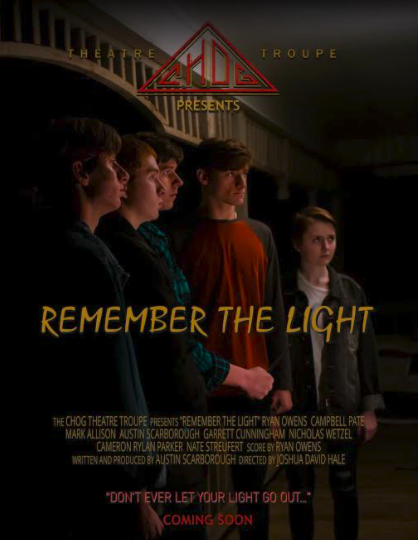 REMEMBER THE LIGHT Movie Premiere