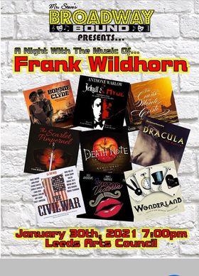 A Night with the Music of Frank Wildhorn