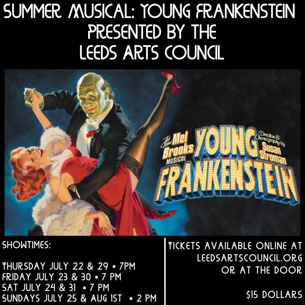 Summer Musical - Young Frankenstein
